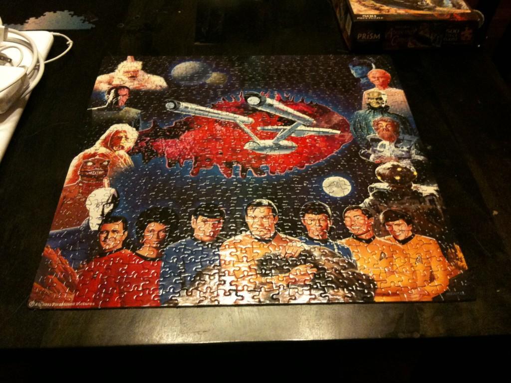 Star Trek TOS Puzzle